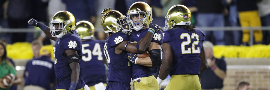 Is Notre Dame a safe bet in Week 9?