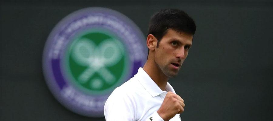 Wimbledon 2018 Men's Finals