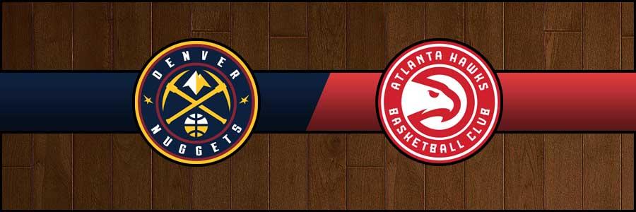 Nuggets vs Hawks Result Basketball Scoreb