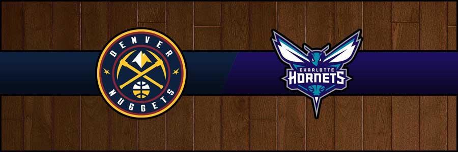 Nuggets vs Hornets Result Basketball Score