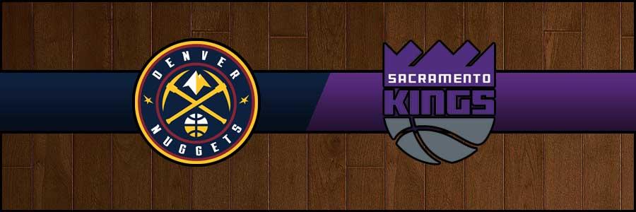 Nuggets vs Kings Result Basketball Score
