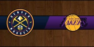 Nuggets vs Lakers Result Basketball Score