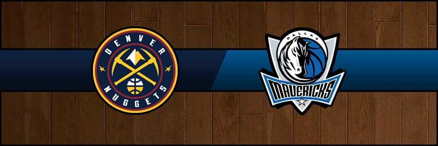 Nuggets vs Mavericks Result Basketball Score