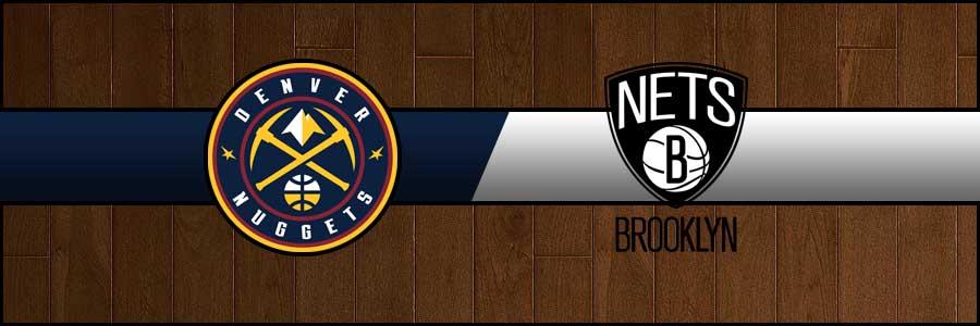 Nuggets vs Nets Result Basketball Score