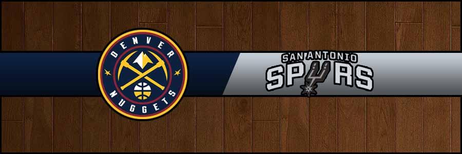 Nuggets vs Spurs Result Basketball Score