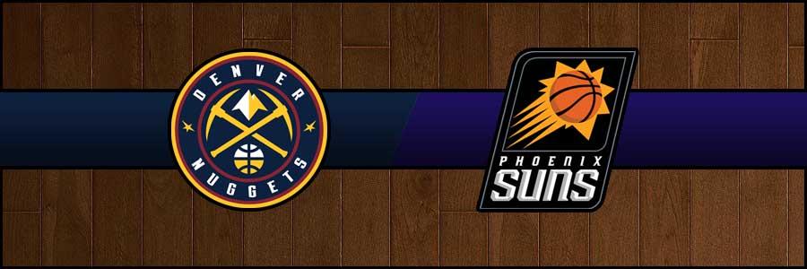 Nuggets vs Suns Result Basketball Score