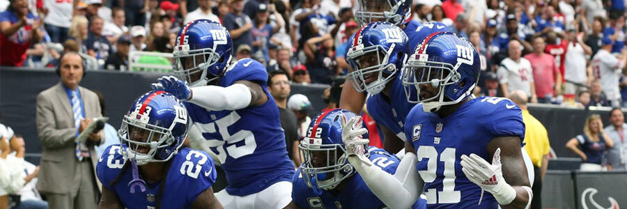 Giants at Panthers NFL Week 5 Spread & Game Info