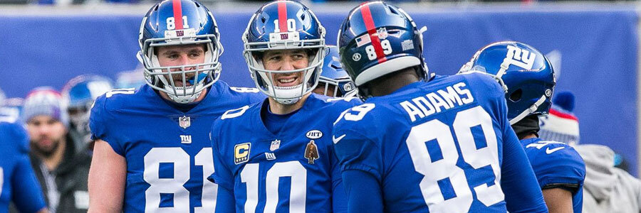 Are the Giants a safe bet for NFL Week 1?