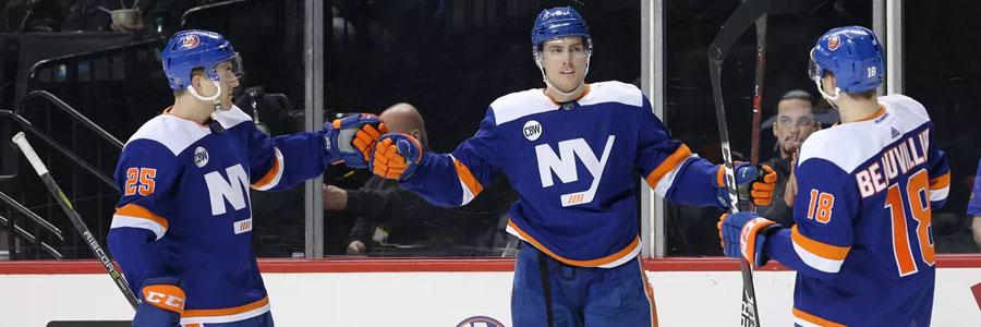 Islanders vs Oilers NHL Spread, Game Preview & Prediction
