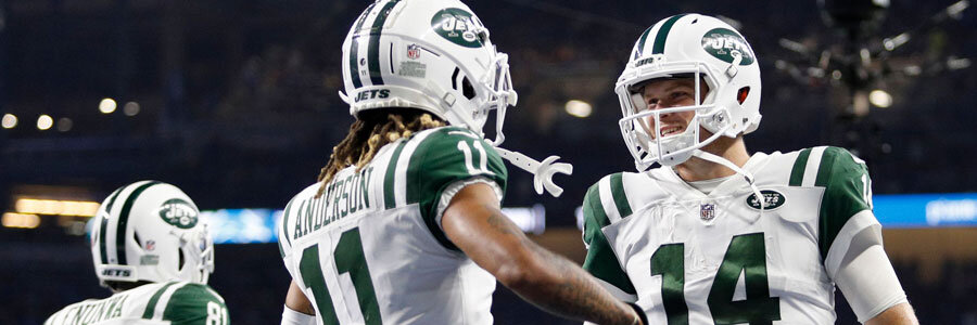 Are the Jets a safe bet for NFL Week 2?