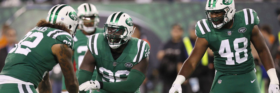 NY Jets at Tampa Bay Week 10 Odds, Preview & NFL Betting Pick