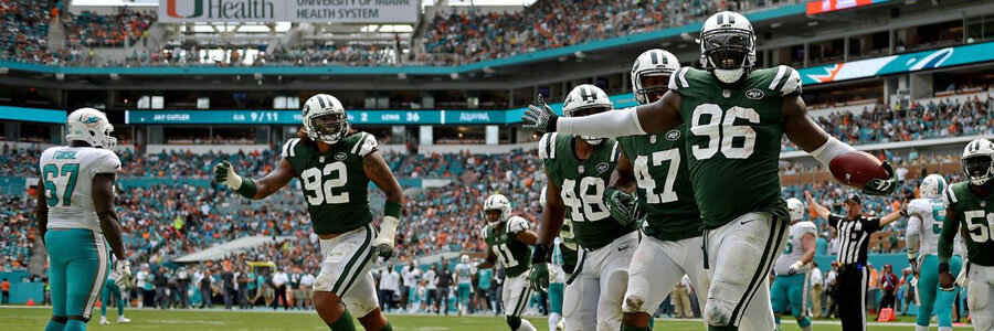 Are the Jets a safe bet in the NFL odds in Week 9?