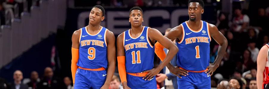 Suns vs Knicks 2020 NBA Odds, Preview & Pick