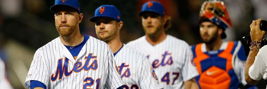 Braves vs Mets 2019 MLB Spread, Game Info & Betting Pick