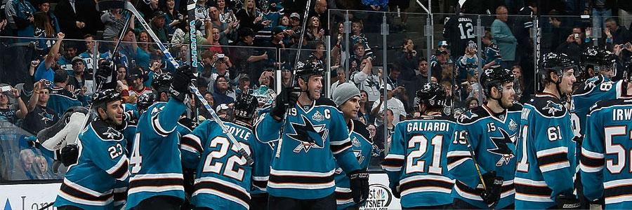 NY Rangers at San Jose NHL Odds, Expert Pick & TV Info