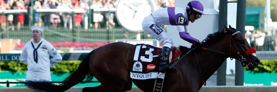 Nyquist Opens As Betting Favorite on 2016 Preakness Odds
