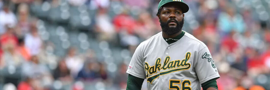 Are the A's the best bet in the MLB odds?