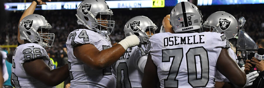 Are the Raiders a safe bet in NFL Week 8?