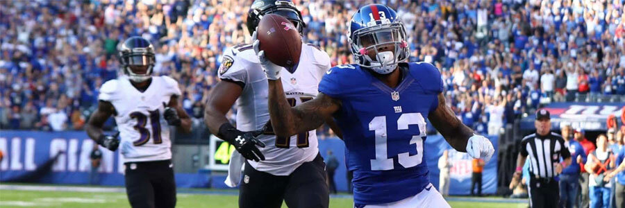 Are the Giants a safe bet for the 2018 NFL season?