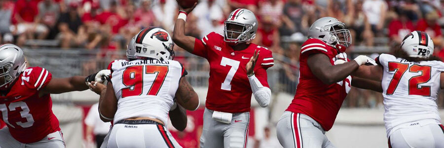 Are the Buckeyes a safe bet to win in NCAA Football Week 2?