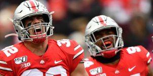 2019 College Football Week 12 Parlay Picks