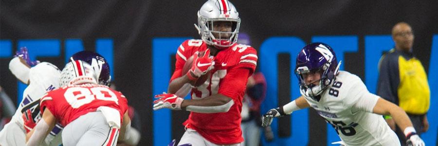 2019 College Football Week 8 Parlay Betting Picks