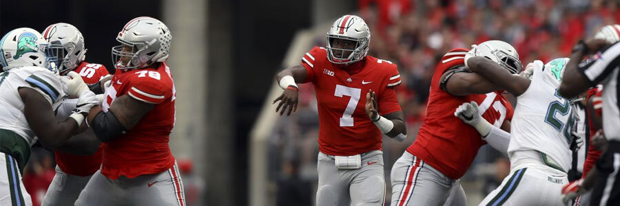 Ohio State vs Penn State NCAA Football Week 5 Odds & Preview
