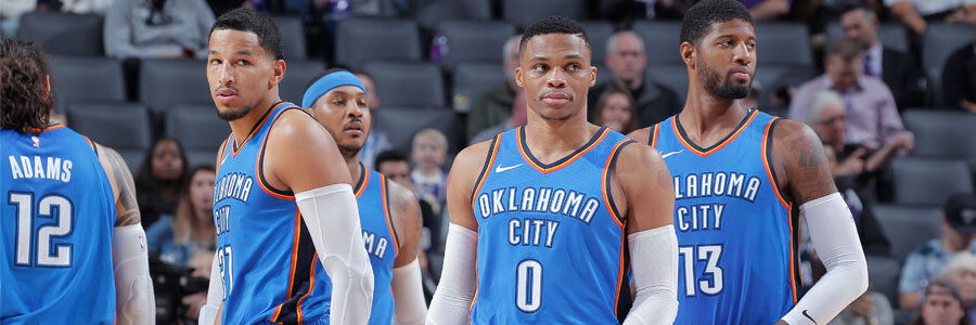Is OKC a safe bet this week in NBA?