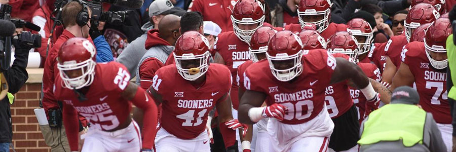 Are the Sooners a safe bet to make the 2019 College Football Playoff?