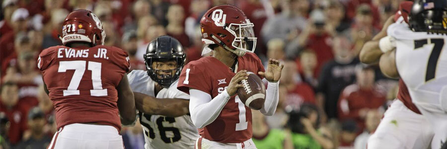 Are the Sooners a safe bet for NCAA Football Week 5?