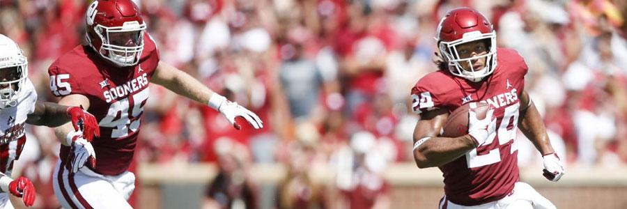 Oklahoma at Iowa State NCAA Football Week 3 Odds & Prediction