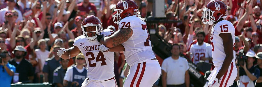 Are the Sooners a safe bet in Week 9?