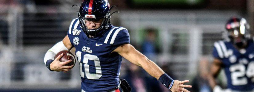 LSU vs Ole Miss 2019 College Football Week 12 Spread & Betting Prediction