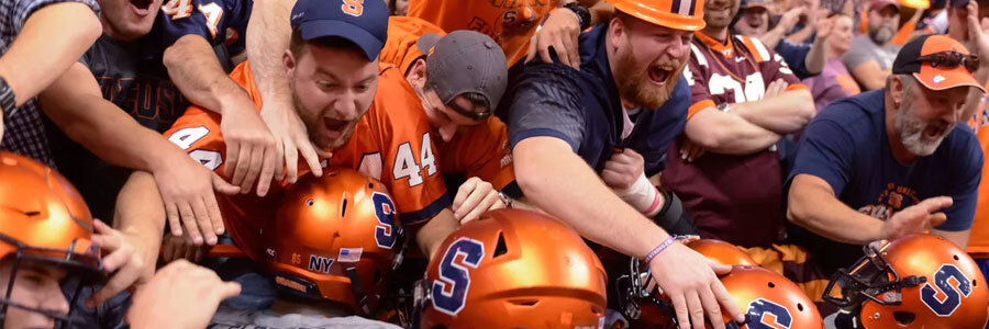 Syracuse Orange 2019 College Football Season Betting Guide