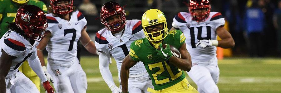 Is Oregon a safe bet in NCAA Football Week 10?