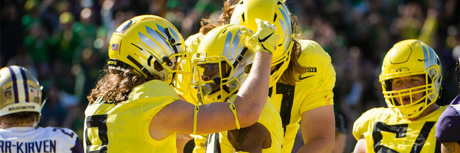 Oregon vs Arizona NCAA Football Week 9 Odds & Analysis