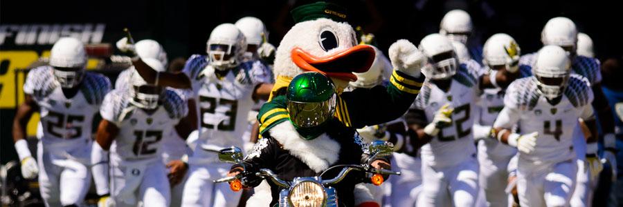 UC Davis vs Oregon College Football Week 1 Expert Pick