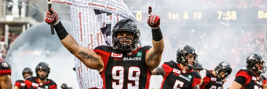 Is Ottawa a safe bet for the CFL Eastern Final?