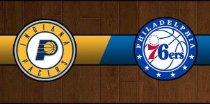 Pacers vs 76ers Result Basketball Score