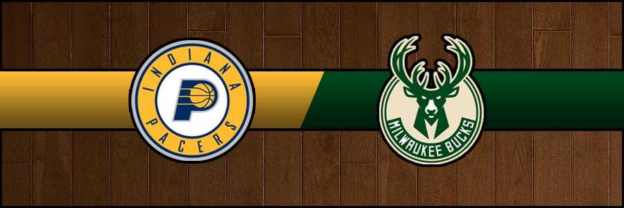 Pacers vs Bucks Result Basketball Score