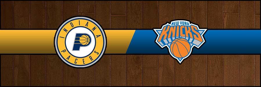 Pacers vs Knicks Result Basketball Score