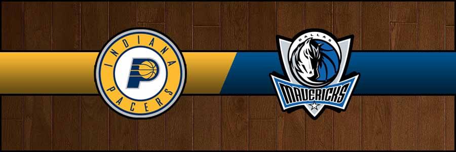 Pacers vs Mavericks Result Basketball Score