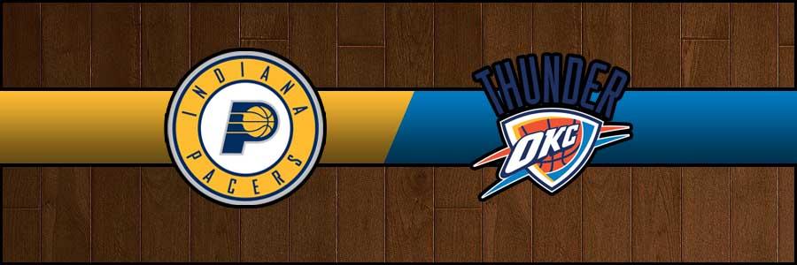 Pacers vs Thunder Result Basketball Score