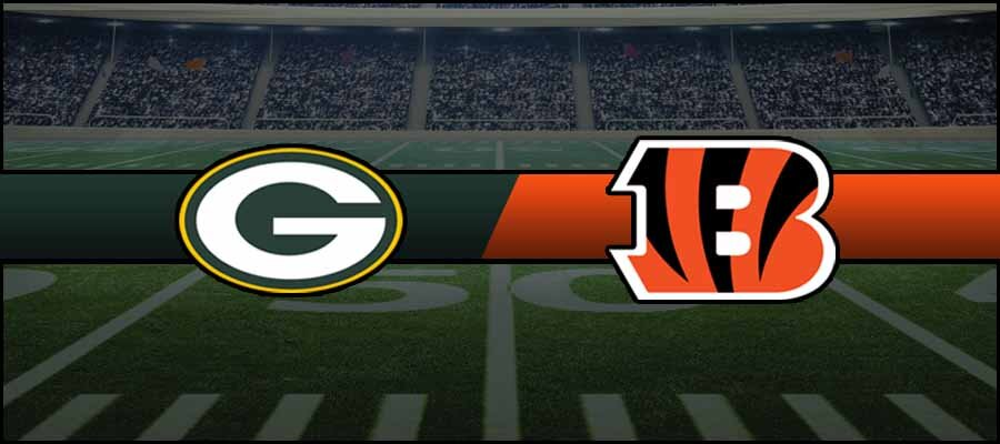 Packers vs Bengals Result NFL Score
