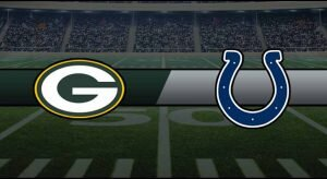Packers vs Colts Result NFL Score