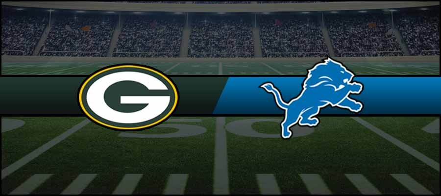 Packers vs Lions Result NFL Score