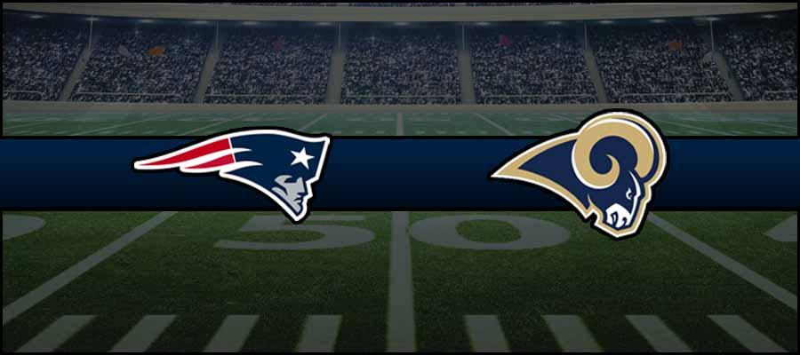 Patriots vs Rams Result NFL Score