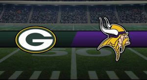 Packers vs Vikings Result NFL Score
