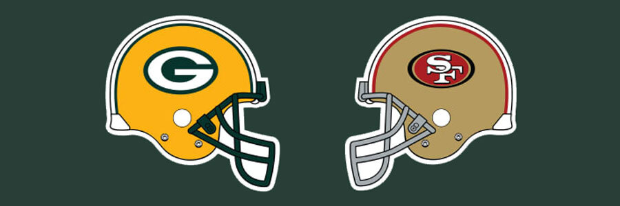 Packers vs 49ers 2020 NFC Championship Odds, Preview & Pick