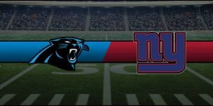 Panthers vs Giants Result NFL Score